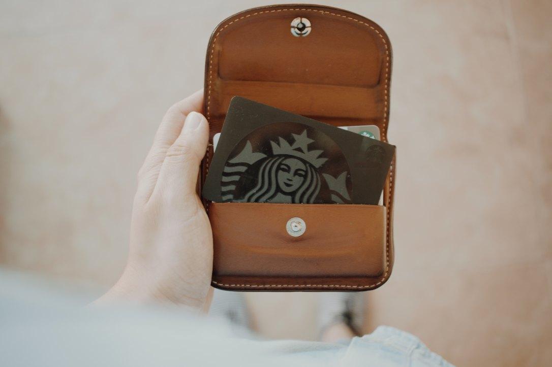 Starbuck gift Card